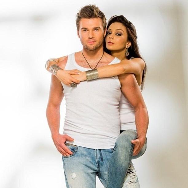 Андрей Искорнев и Ирина Скорикова после шоу Холостяк 3 фото