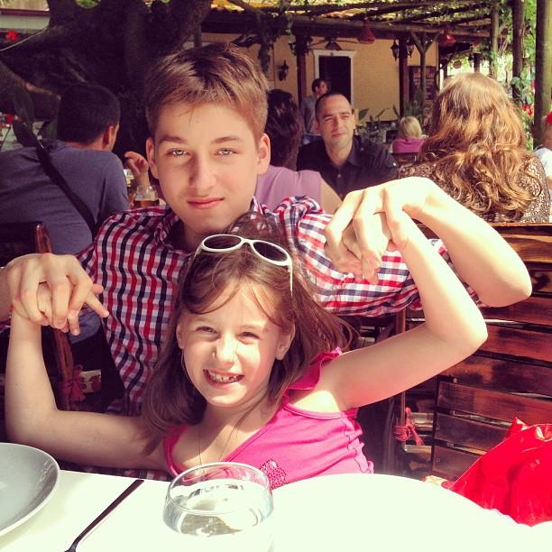 Жанна Бадоева дети фото