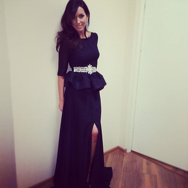 Алсу платье фото инстаграм 2014