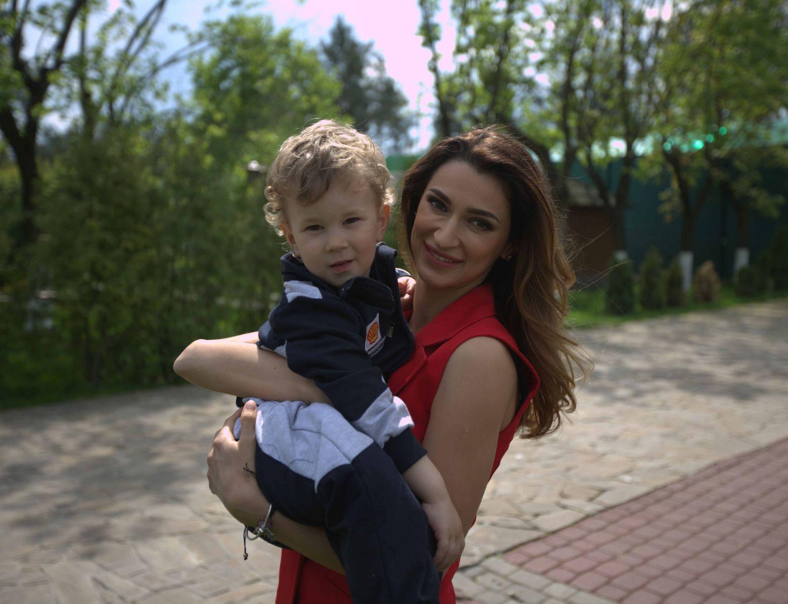 Звезда шоу Голос країни-5 Татьяна Решетняк рассказала, почему воспитывает сына одна
