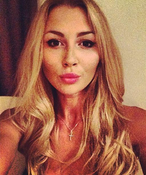 Дочь Анастасии Заворотнюк фото