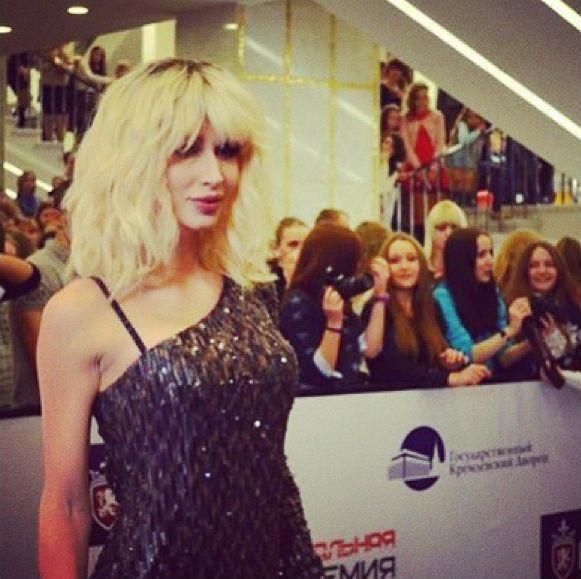 Светлана Лобода платье фото 2013