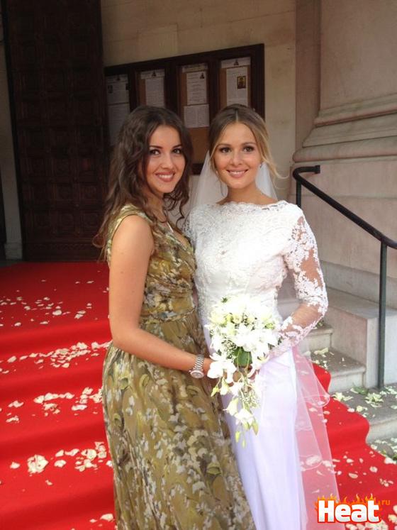 Мария Кожевникова свадьба вышла замуж фото