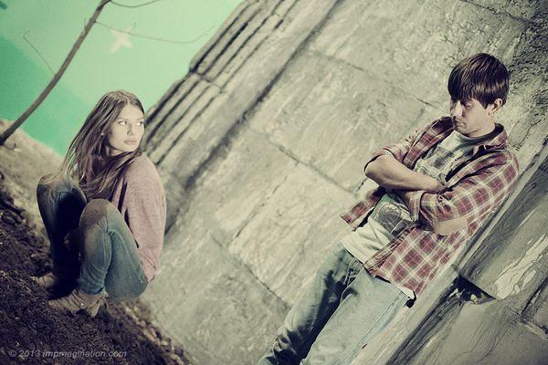 Алена Мусиенко и Дмитрий Ступка фото