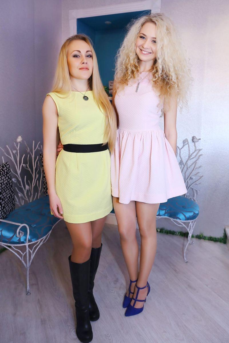 Alyosha и Анастасия Иванова