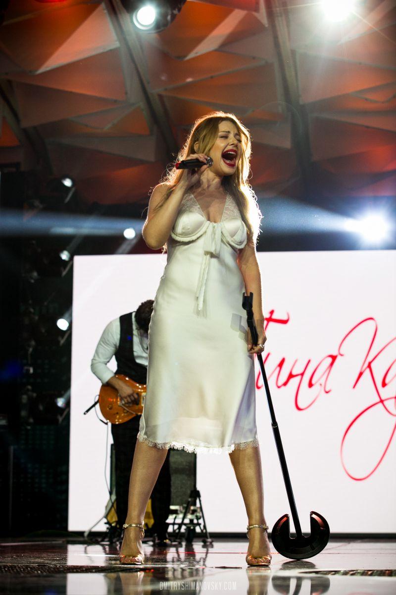 Топ-10 модных look'ов Тины Кароль в Юрмале