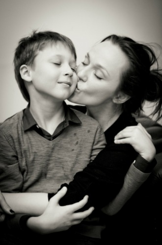 Альбина Джанабаева фото сын