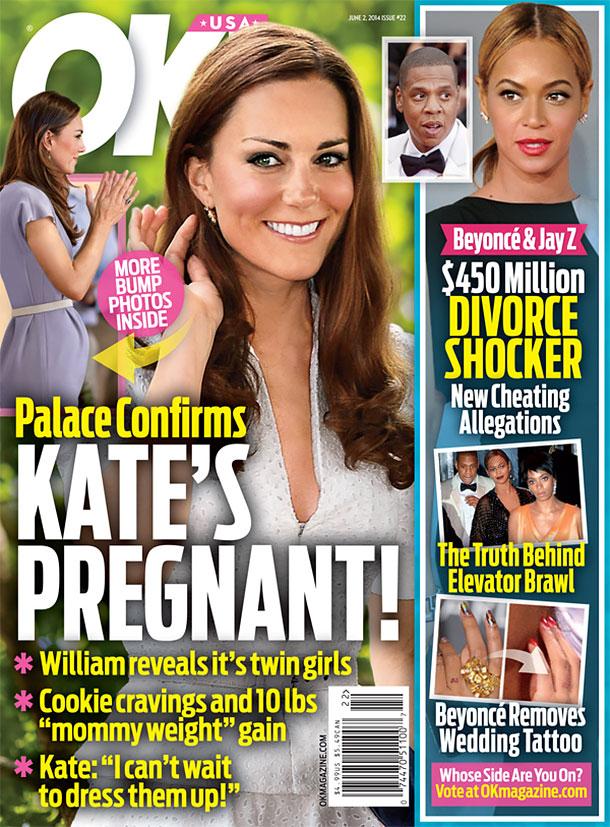 Кейт Миддлтон снова беременна