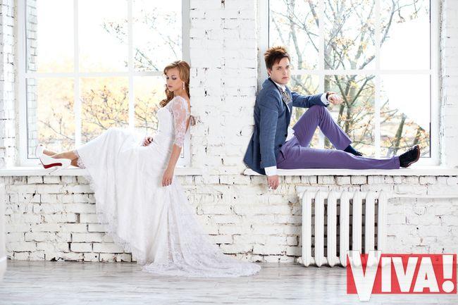 Аркадий Войтюк женился свадьба жена фото