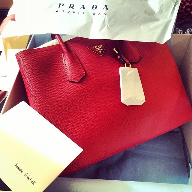 Ксения Собчак сумка фото инстаграм 2014