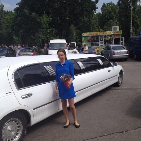 дочь Константина и Яны Меладзе