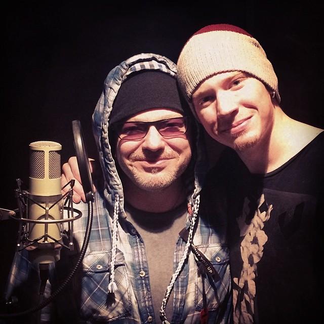 Владимир и Никита Пресняковы фото