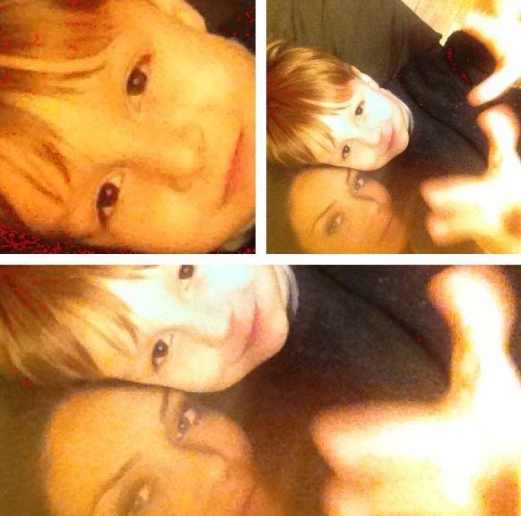 Ирина Скорикова сын фото
