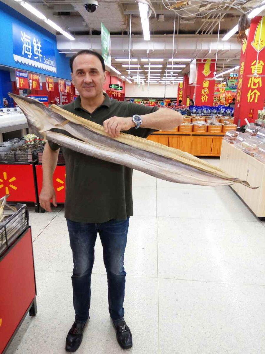 Владимир Гришко рассказал о своей жизни в Китае