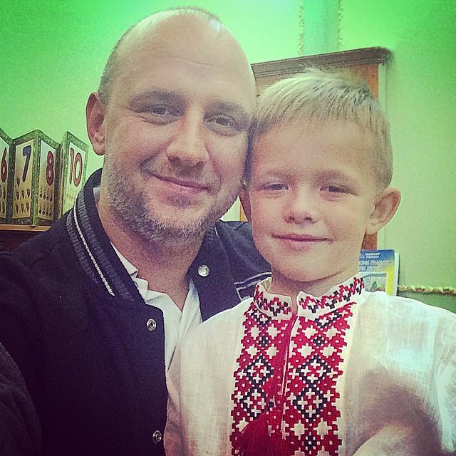 Потап и его сын Андрей