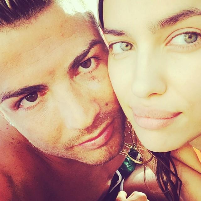 """Ирина Шейк рассказала о расставании с Криштиану Роналду: """"Он не был идеальным мужчиной!"""""""