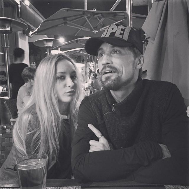 Дима Билан познакомился в Лас-Вегасе с Мелани Гриффит