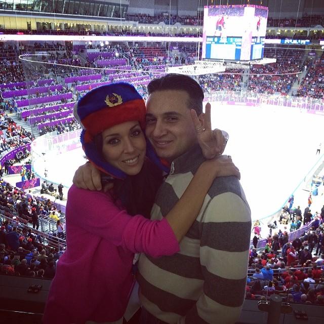 Алсу и ее муж Ян Абрамов фото 2014