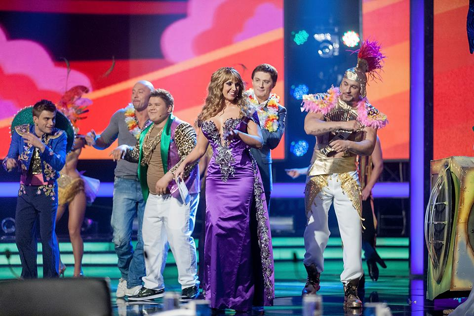 Оксана Марченко фото
