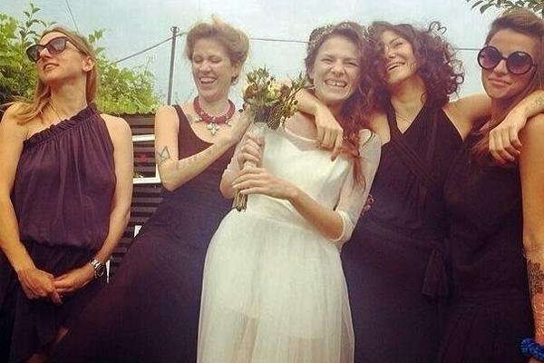 Даша Ши вышла замуж