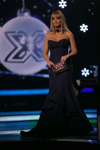 оксана марченко платья х-фактор 4
