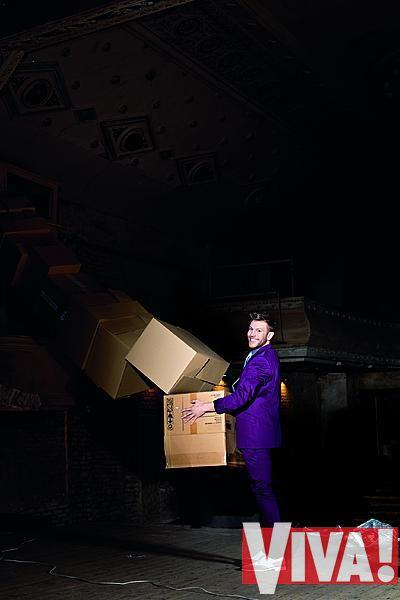Иван Дорн эксклюзивная фотосессия для журнала Viva