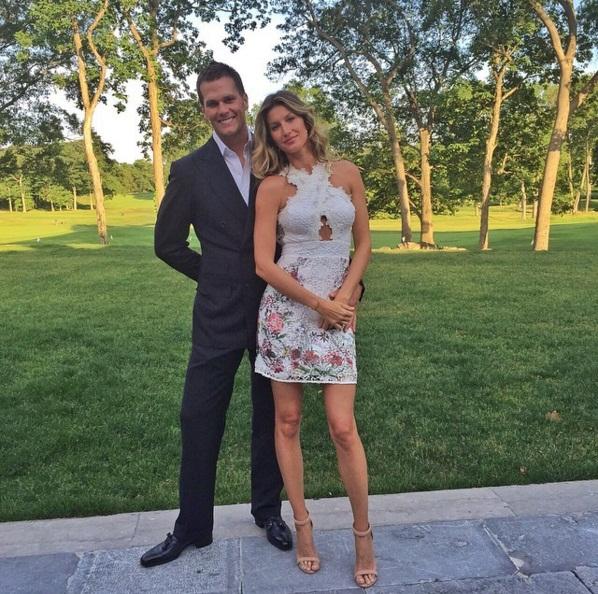 Конец любви: Жизель Бундхен разводится с Томом Брэди