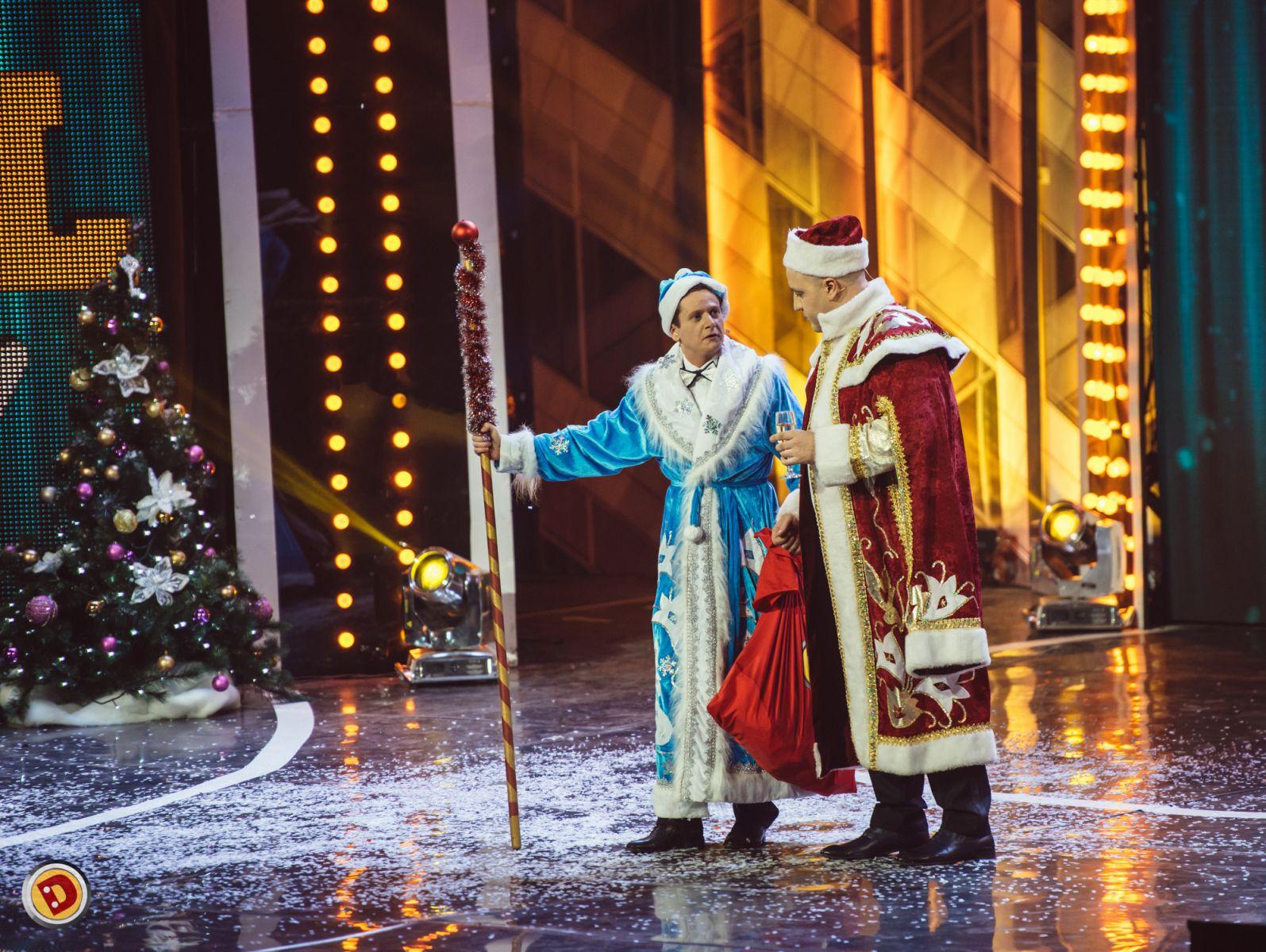 Новогодний концерт Дизель-шоу