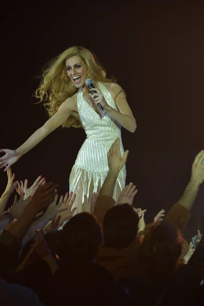 В Украине покажут фильм о легендарной певице Далиде