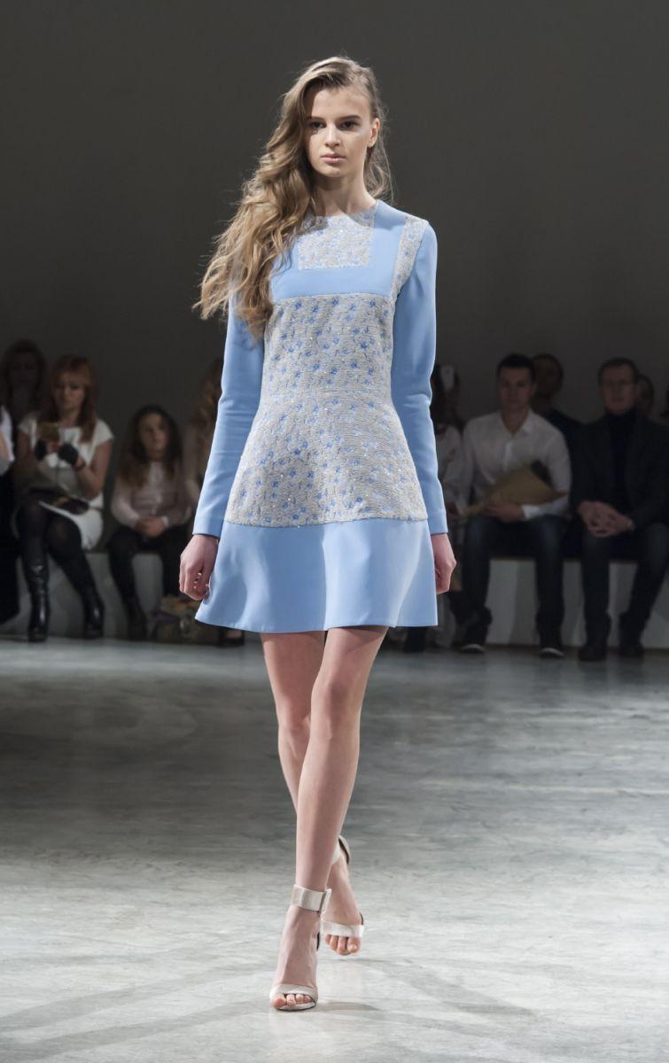 Анастасия Иванова презентовала коллекцию на Ukrainian Fashion Week 2017