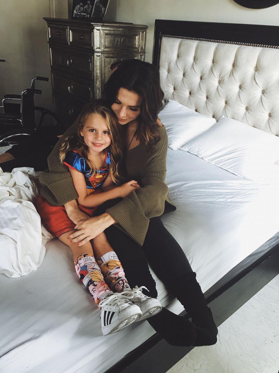 Анна седокова и отец ее ребенка фото