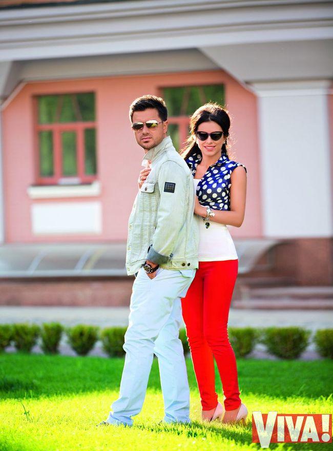 Ани Лорак и Мурат фото
