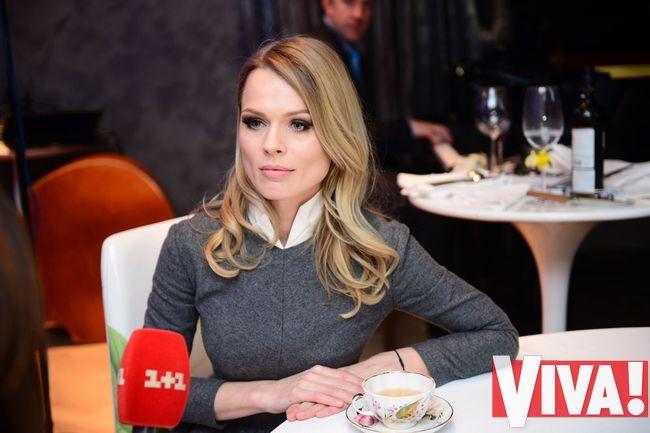 Ольга Фреймут ресторан фото