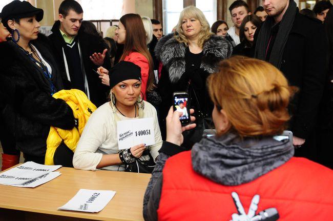 Голос країни 4 кастинг киев фото 2013