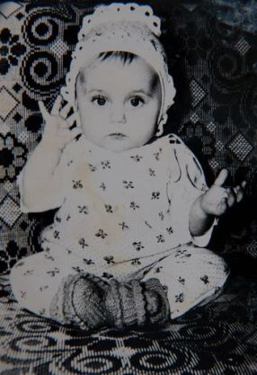 певица алеша фото в детстве