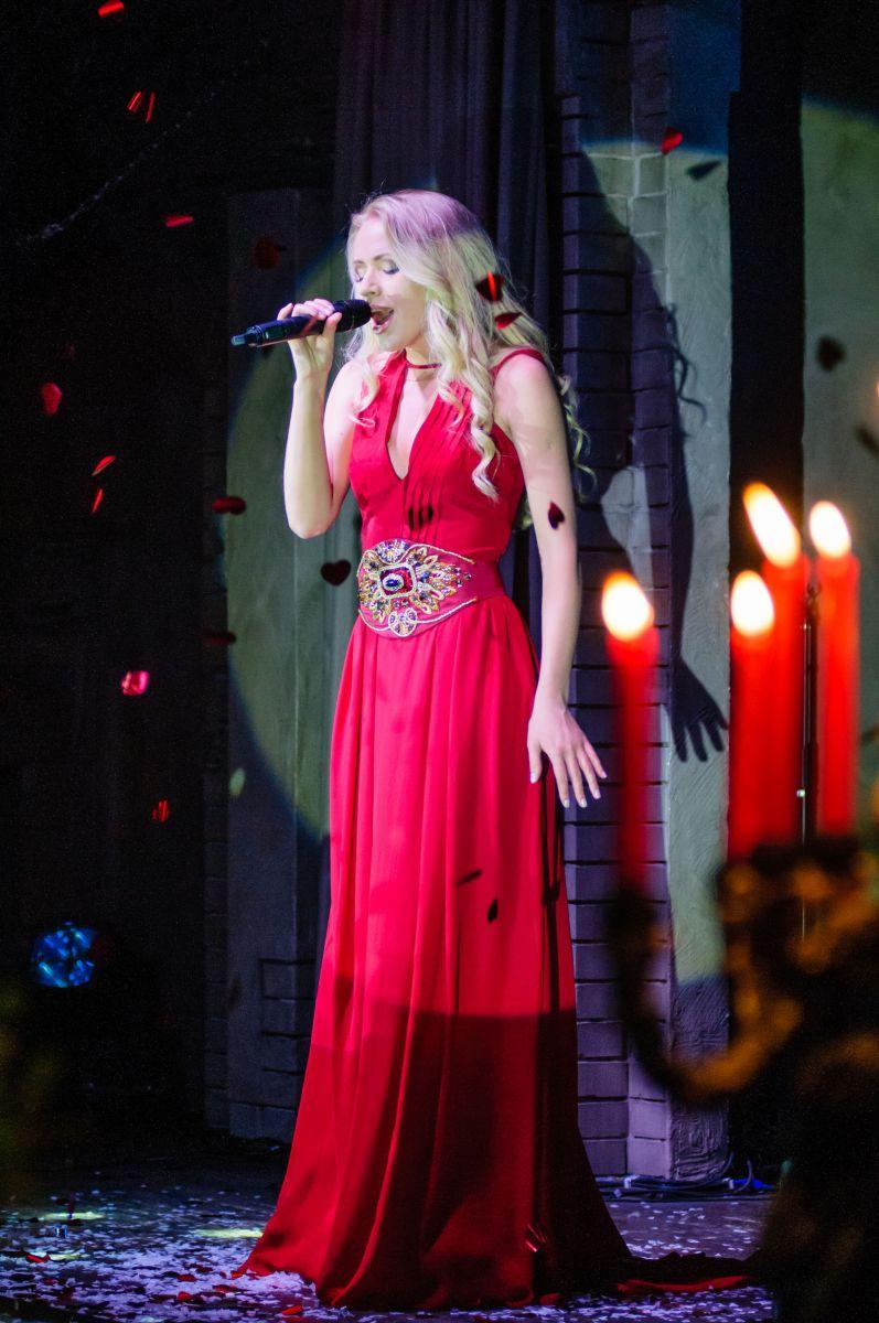 Анна Ходоровская голос країни 3 победительница фото