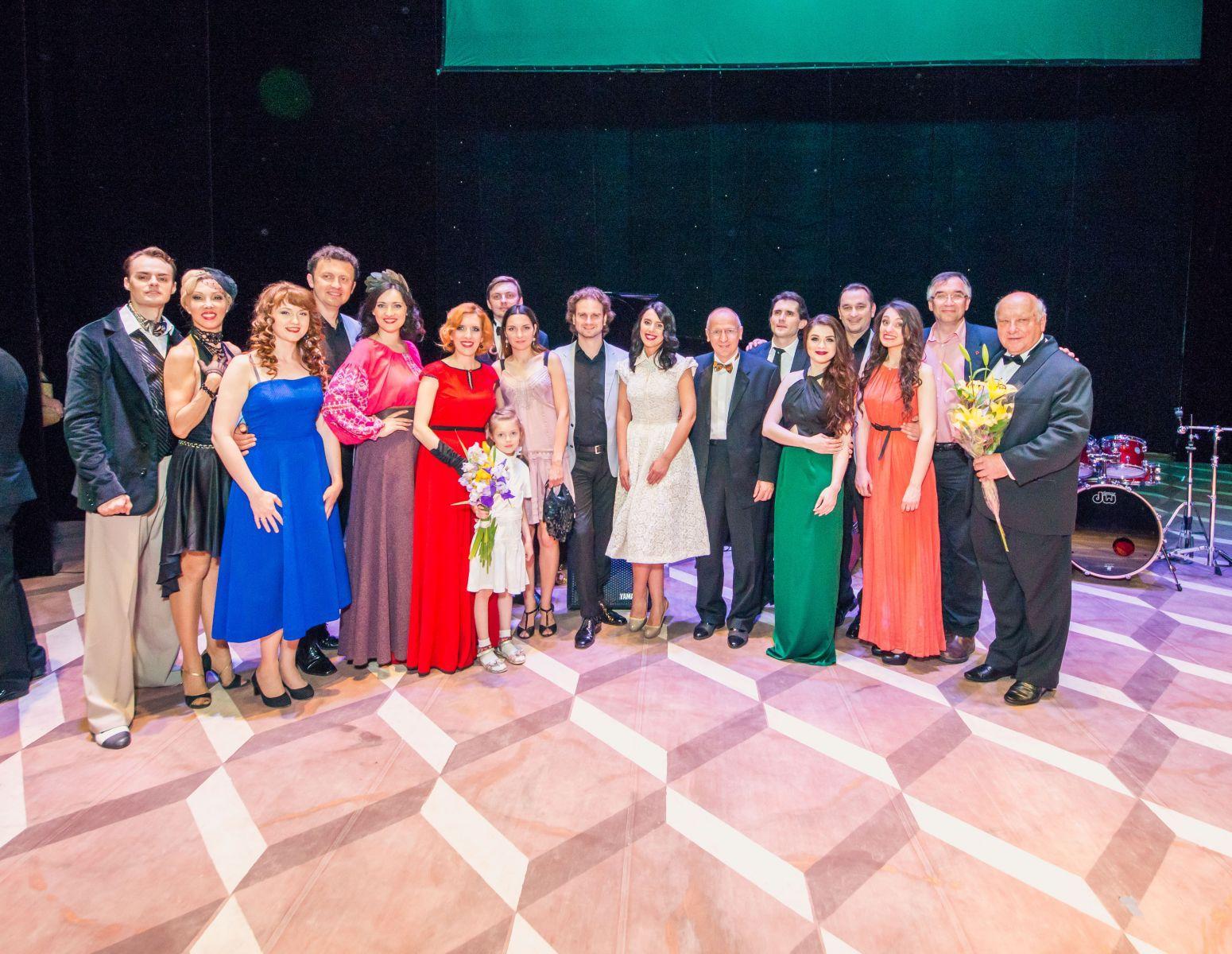 концерт Kiev Tango Project