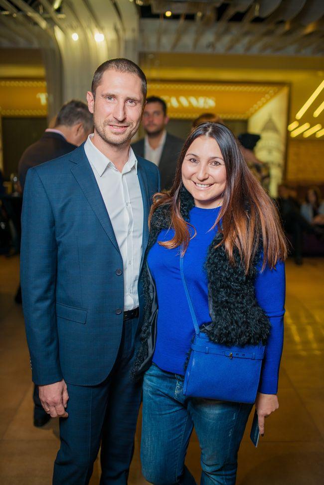 Денис и Инна Силантьевы