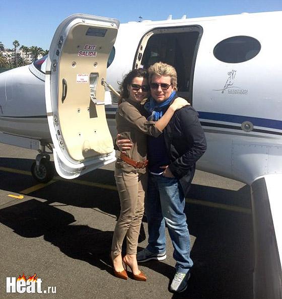 Николай Басков свозил новую любовницу в Монте-Карло на частном самолете за 30 тысяч евро