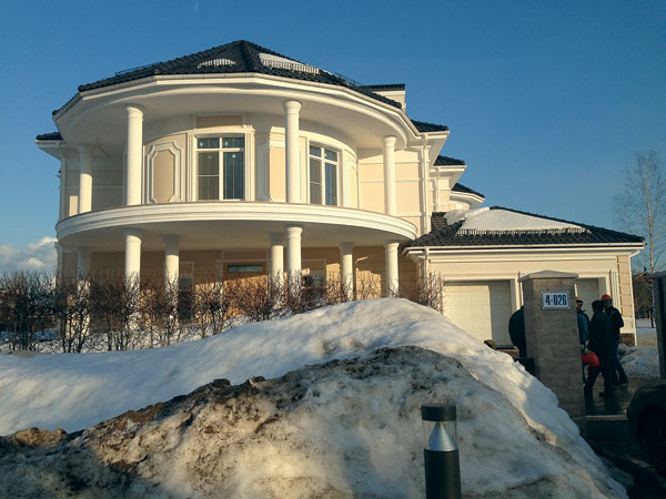 Вера Брежнева купила дом в Подмосковье