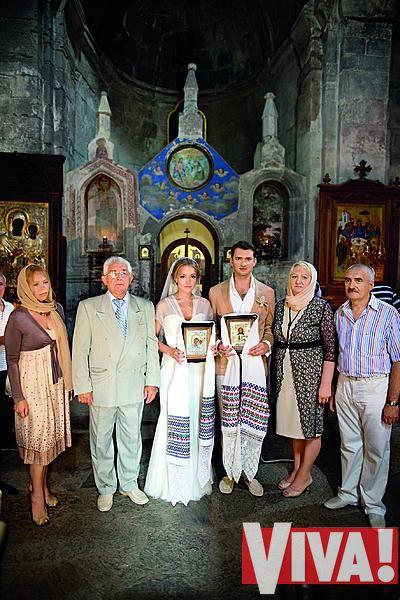 Алена Шоптенко и Дмитрий Дикусар