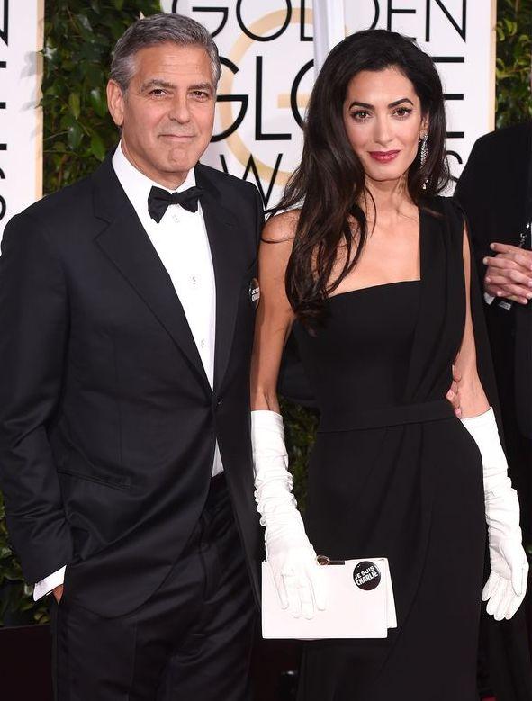 Жена Джорджа Клуни посадила его на жесткую диету