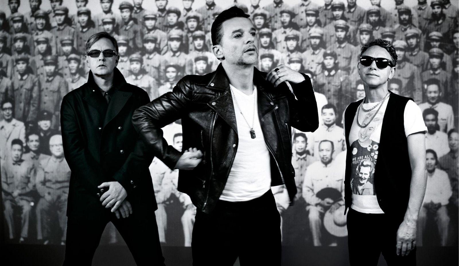 Депеш Мод Depeche mode концерт в Киеве