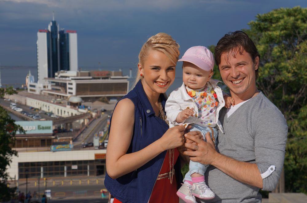 лилия ребрик муж дочь фото 2013