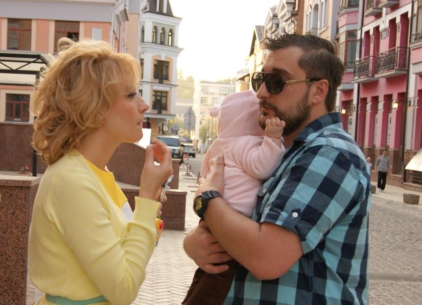 Лера Черненко после родов муж дочь фото