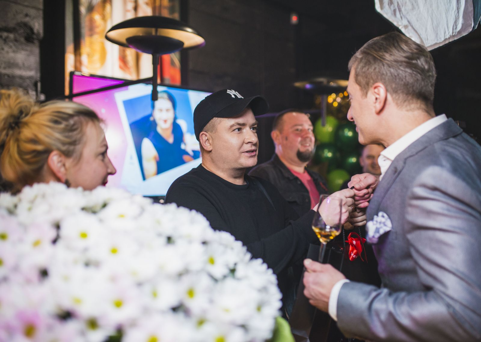50-летие Юрия Никитина: Ирина Билык, Андрей Данилко, Ольга Горбачева и другие гости вечеринки
