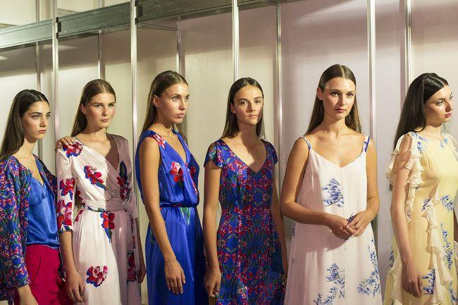 """презентация новой коллекции Couture de Fleur """"Свидание в Портофино"""""""