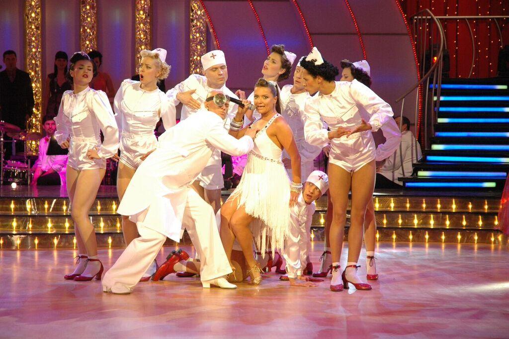 """С чего все начиналось: архивные фото Натальи Могилевской и Влада Ямы на шоу """"Танцы со звездами"""""""