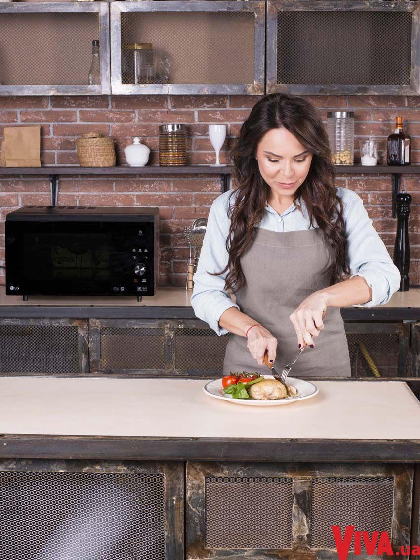 Готовим с Лилией Подкопаевой: рецепт курицы на гриле