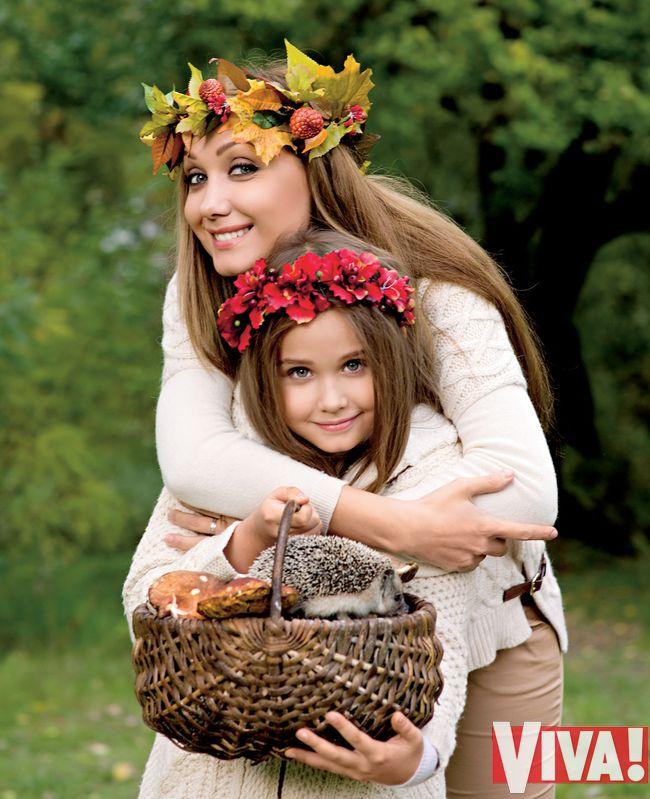 Евгения Власова дочь фото 2013